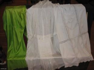 Свадебное платье крестьянки Лебедянского уезда (Лебедянский краеведческий музей)