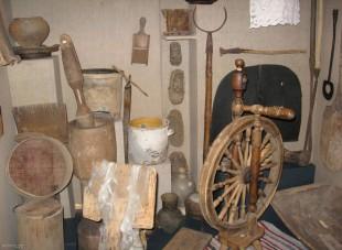 Хозяйственная утварь крестьян Лебедянского уезда (Лебедянский краеведческий музей)