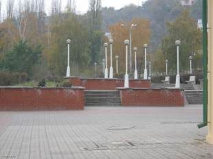 Вид города Воронежа