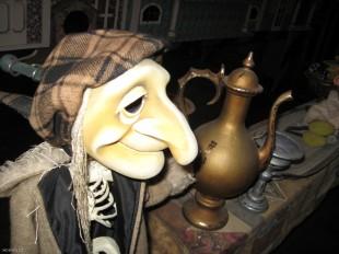 Кукла из музея воронежского театра кукол