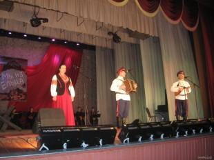 Елец. Концерт к 70-летию освобождения города