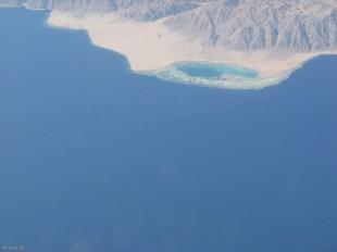 Египет. Фото с самолета