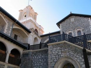 Монастырь Киккос (Кипр)