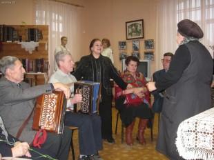 Творческая встреча любителей рояльной гармони в музее ремесел города Ельца