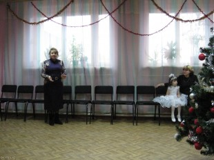Новогодняя сказка в Елецком филиале РосНОУ