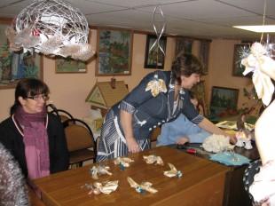 Мастер-класс в Музее ремесел