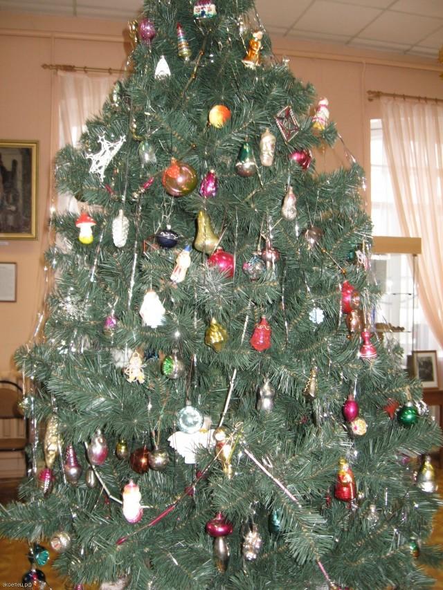 Новогодняя ёлка в Музее ремесел