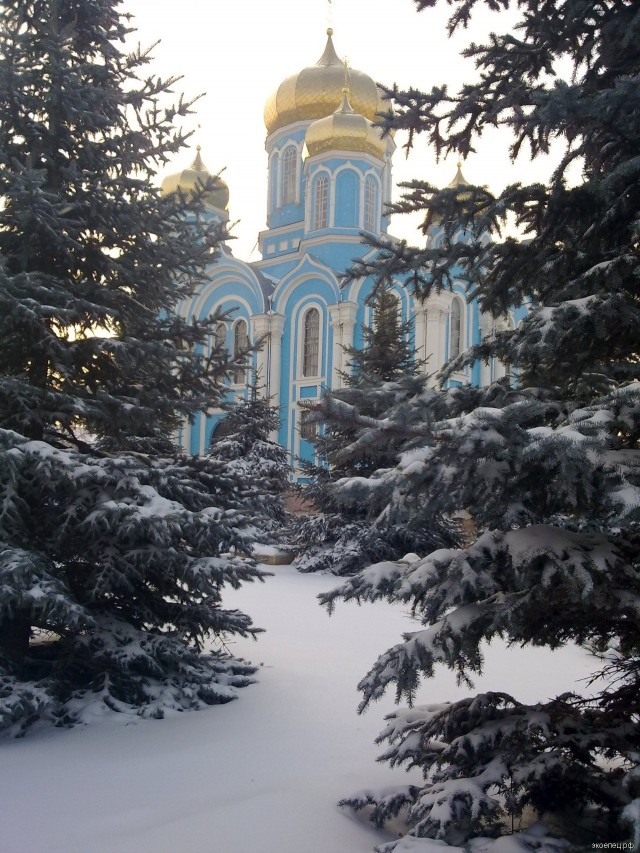 Задонский Рождество-Богородицкий мужской монастырь