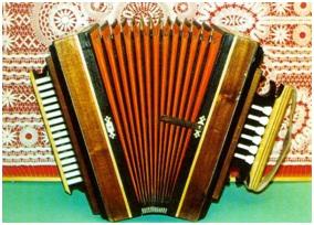Елецкая рояльная гармонь