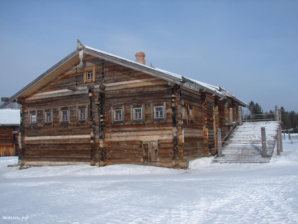 Достопримечательности деревни Хохловка Пермский край