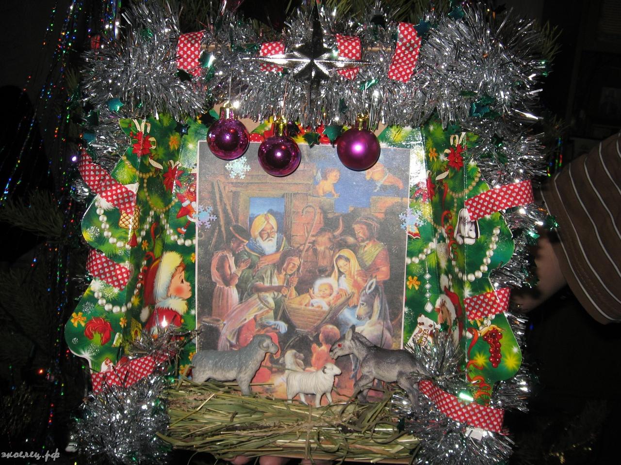 На рождество своими руками 979