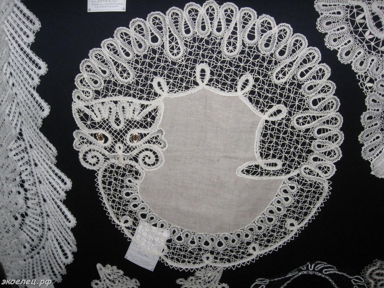 Елецкое кружево схемы фото